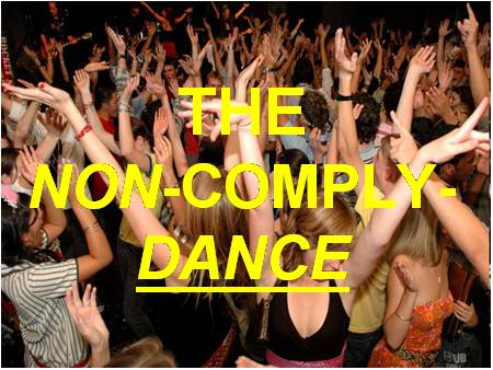 non comply dance