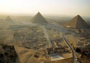 egypt aerial-giza