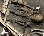 giant-peoples skeleton