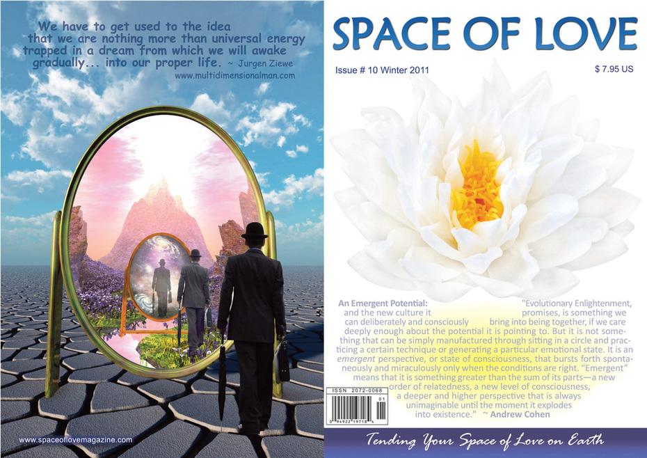 Space of Love Magazine #10