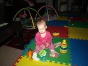 Makayla 7 months old
