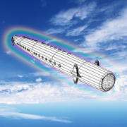 ufo --- cigar-ship