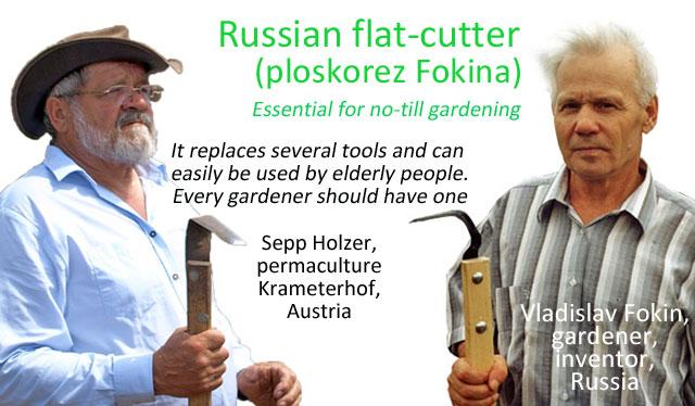 Russian flat-cutter