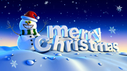 Merry CHRIST-MASS everyone :)
