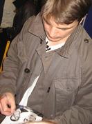 Autogramm JH
