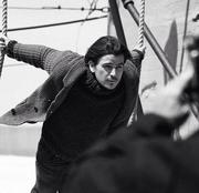 #JoshHartnett behind the scenes for Marcopolo F_W15 campaign. Photographer Bruce Weber