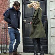 Josh Hartnett and Tamsin Egertom in London