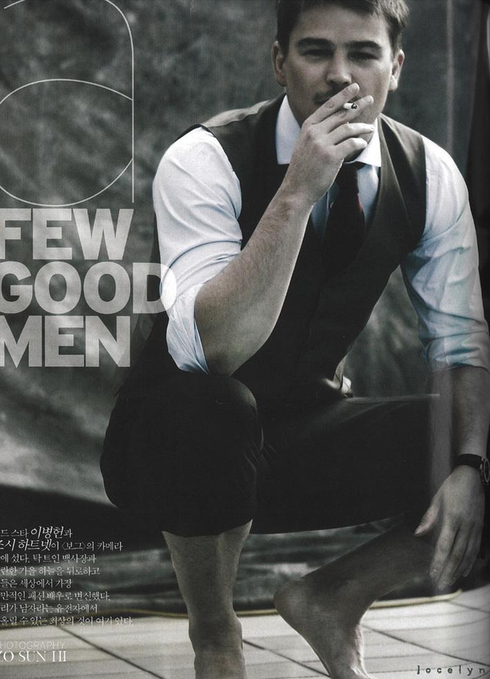 A few good man...so good!