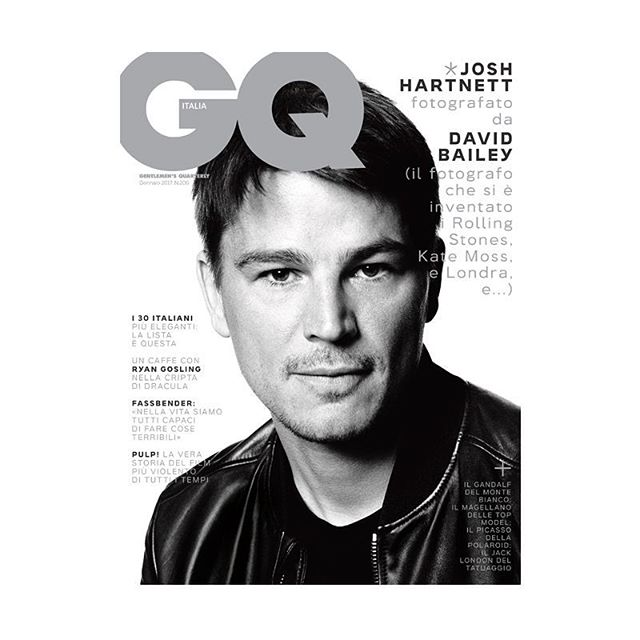 GQ ITALY JOSH HARTNETT january 2017