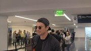 Josh at LAX