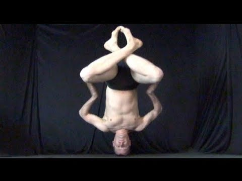 100 Yoga Poses By Jared Six #9 (Lots Of New Yoga Poses)