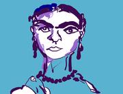 Frida from photos
