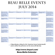 July 2014 Events