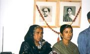 Ranbai Rauma and Saraya Baloch, SEWA