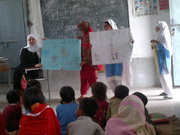 School Sanitation Hygiene Education