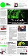 tax shock
