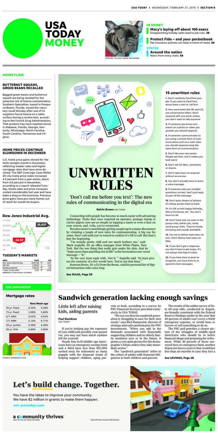 unwritten rules