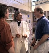 Mike Kilday, Mark Twain, Brian Jud