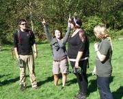 Samantha-stoked-at-Alderleaf-Wilderness-College-2013-12
