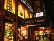 ny mannys music 48th