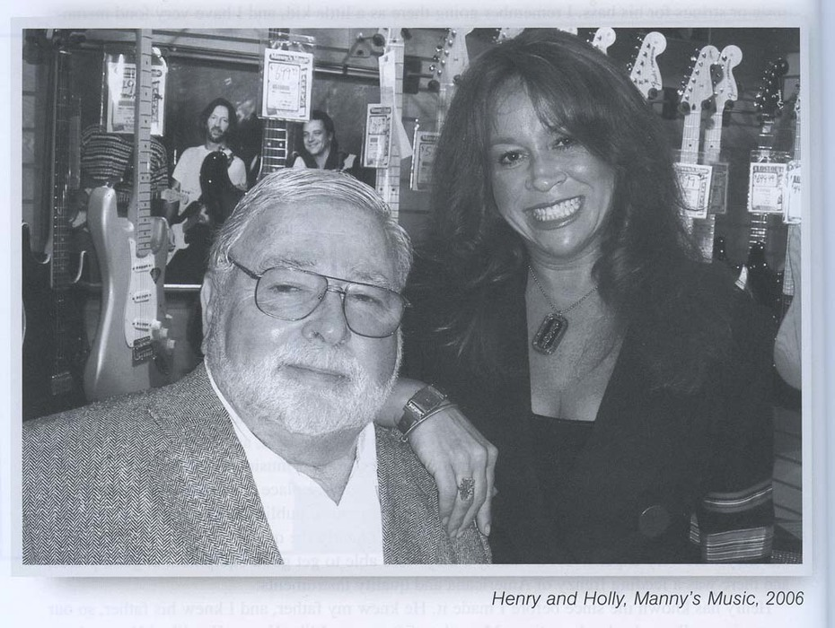 Henry and Holly Goldrich