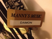 My Manny's Name tag