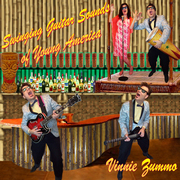 """The cover ofVinnie Zummo's  """"Swinging Guitar Sounds of Young America"""""""