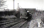 Super D at Blakesley ( early January 1960)