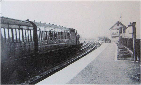 4F at Blakesley (1950s)