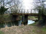 Bridge 14 over River Tove at Towcester