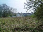 Towcester. Station site