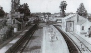 Towcester Station (c.late 50s/early 60s)