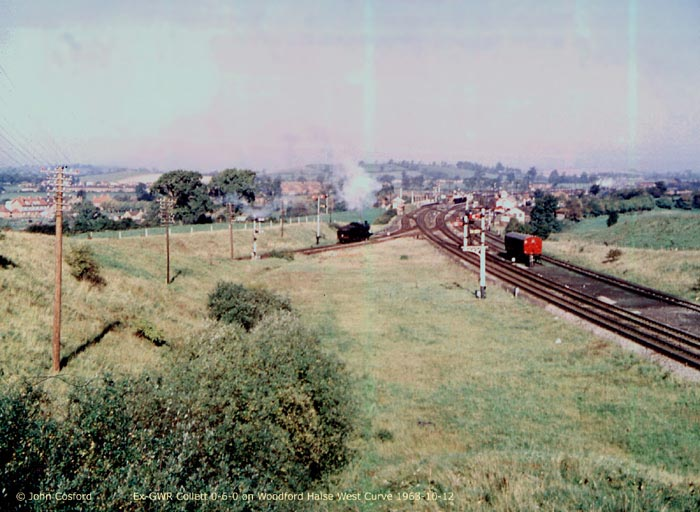 Woodford West Curve (John Cosford)