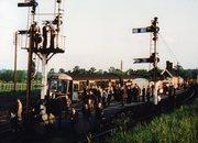Derby DMU Railtour at Broom Junction