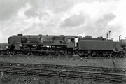 92222 at WoodfordHalse MPD in 1963 ( copyright Rob Hodgkins - Pete Armstrong collection)