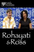 Hawaii Family Portraits: Ross + Rohayati