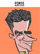 kevin dac 2009 caricature