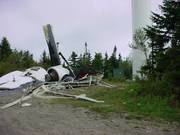 Searsburg, VT Turbine Collapse