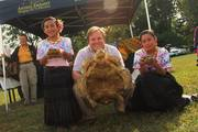 Waterside Divesity Fest with African Sulcata Tortoise