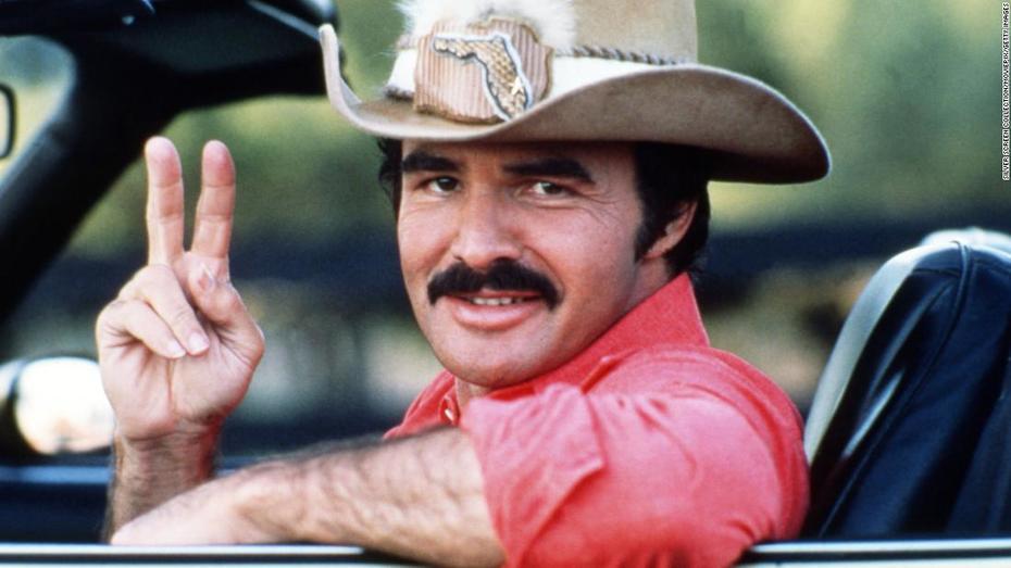 Burt Reynolds the Bandit