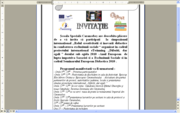 "Diplome Simpozion International ,,Rolul creativitatii si inovarii didactice in combaterea excluziunii sociale """