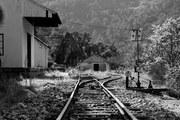 Linha do Tua - Estação de Santa Luzia