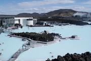 Islândia - Lagoa Azul