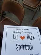 Steinbach Wedding 4/21/18