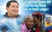 VENEZUELA CHAVEZ NO SE VA