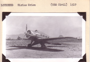 Lockheed Orion-Explorer