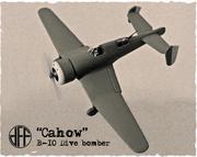 B-10 Cahow