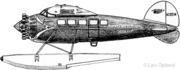 Alaska-WashingtonAirways LockheedVegaNC103W_Juneau_circa1930