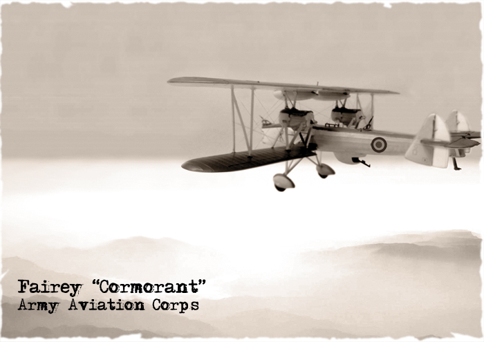 Fairey Cormorant