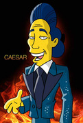 Hunger-Games-Simpsons-mashup-Caesar